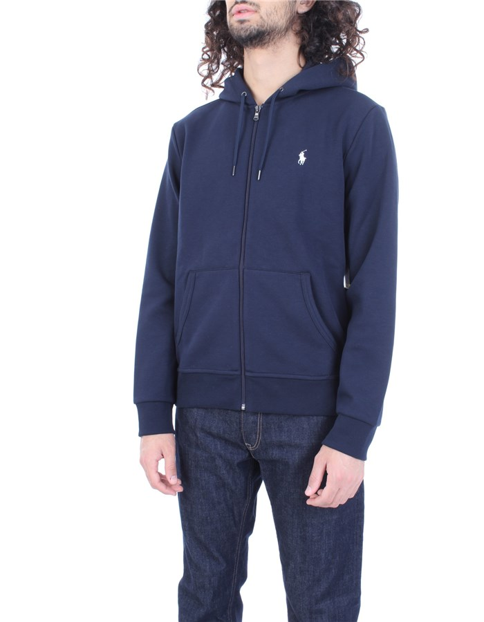 RALPH LAUREN Sweatshirt Blue