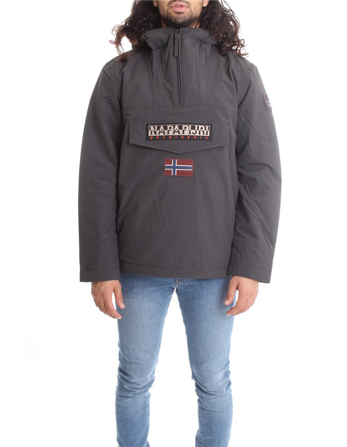 NAPAPIJRI Jacket Dark gray