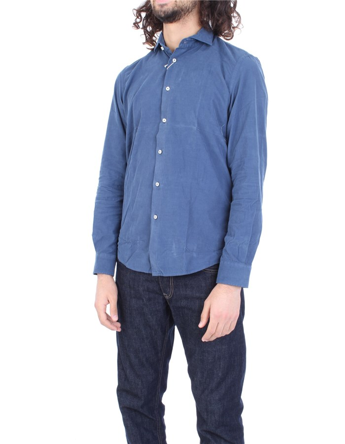 IMPURE Shirt Indigo