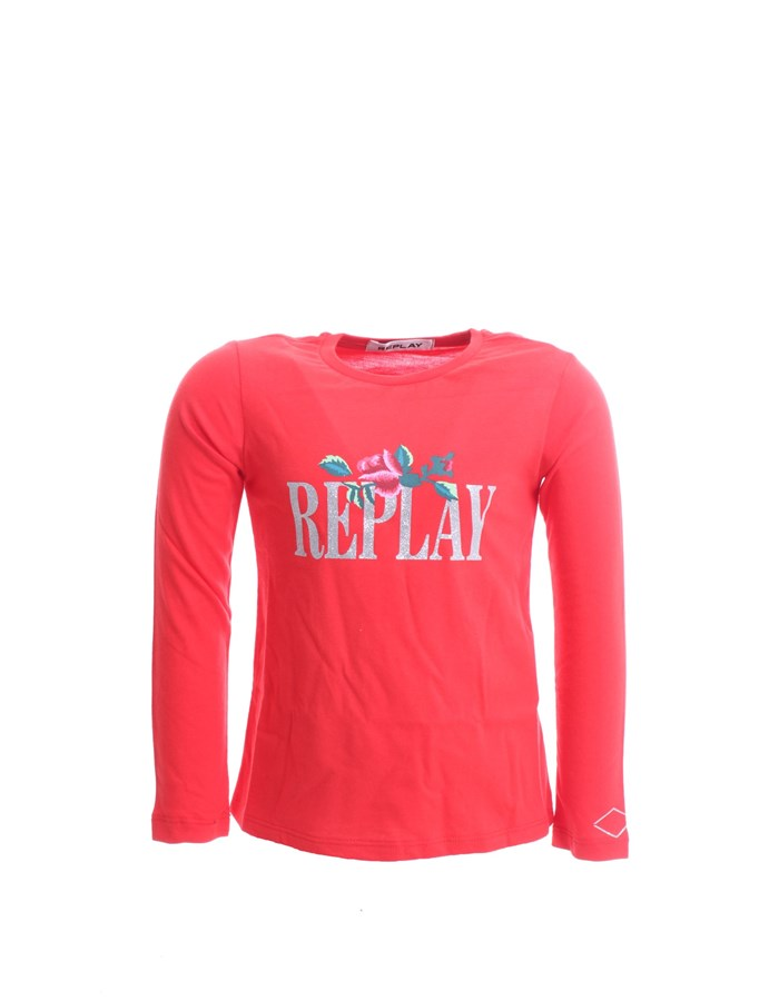 REPLAY Long sleeve Red
