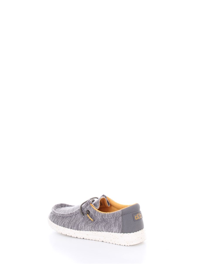 HEY DUDE Boat shoes Grey