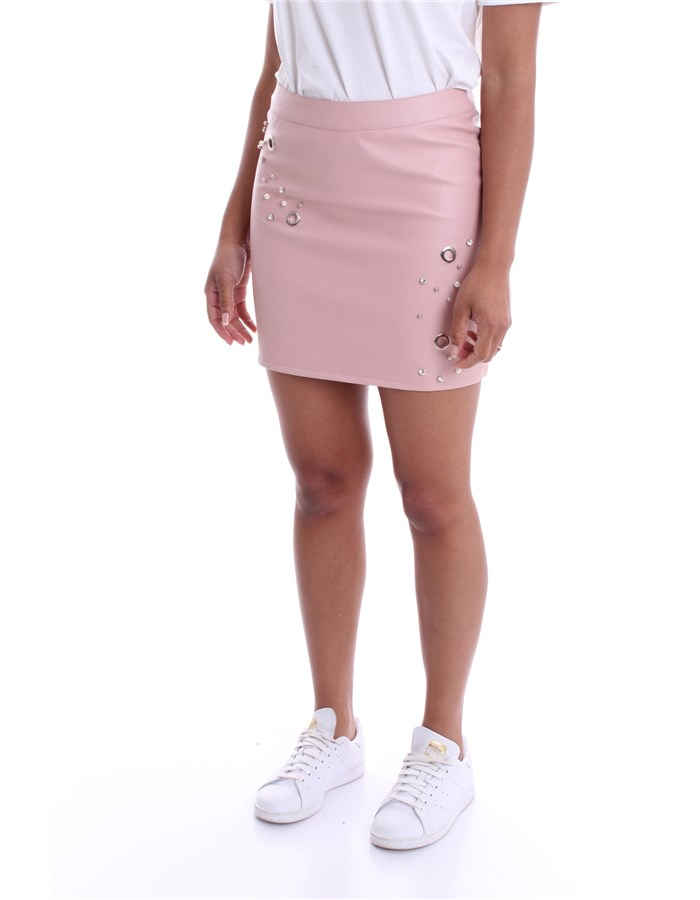 J'AIME' Skirt Rose