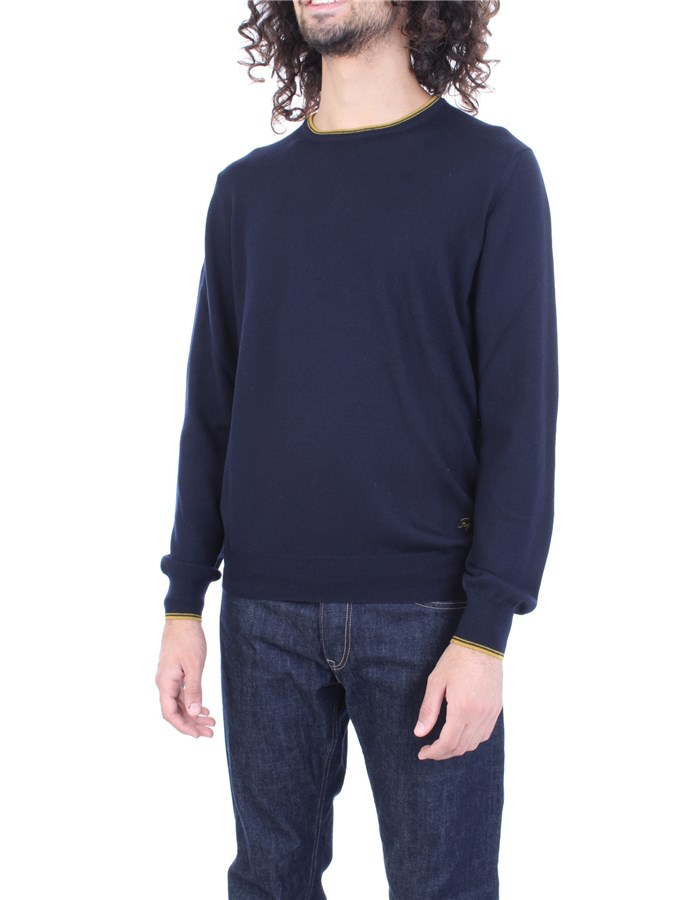 FAY Sweater Blue
