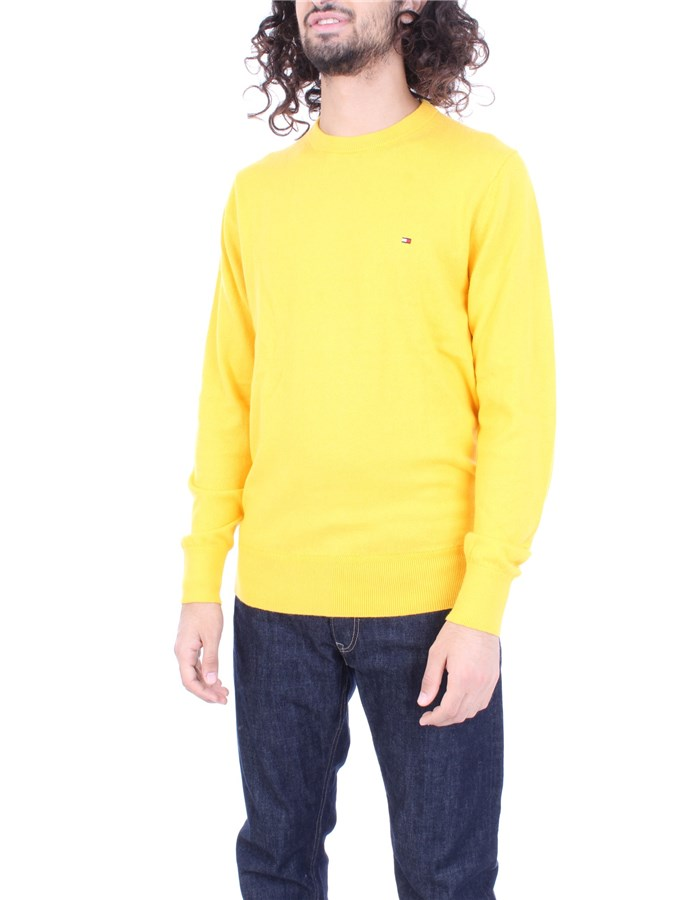 TOMMY HILFIGER Sweater Yellow