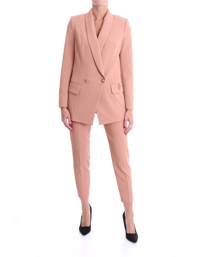 ELISABETTA FRANCHI Suit Rose gold
