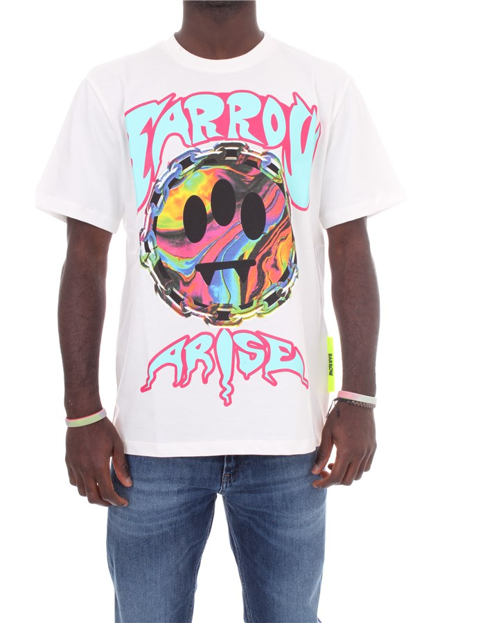 BARROW Short sleeve White