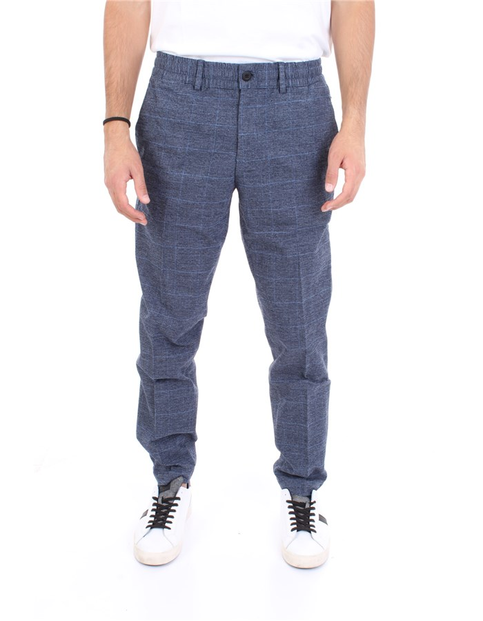 TOMMY HILFIGER Pants Light blue