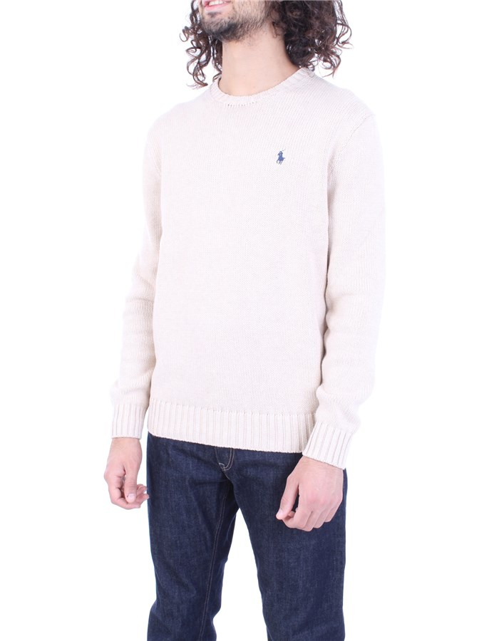 RALPH LAUREN Sweater Beige
