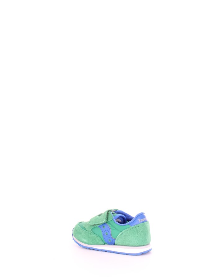 SAUCONY Sneakers Green blue