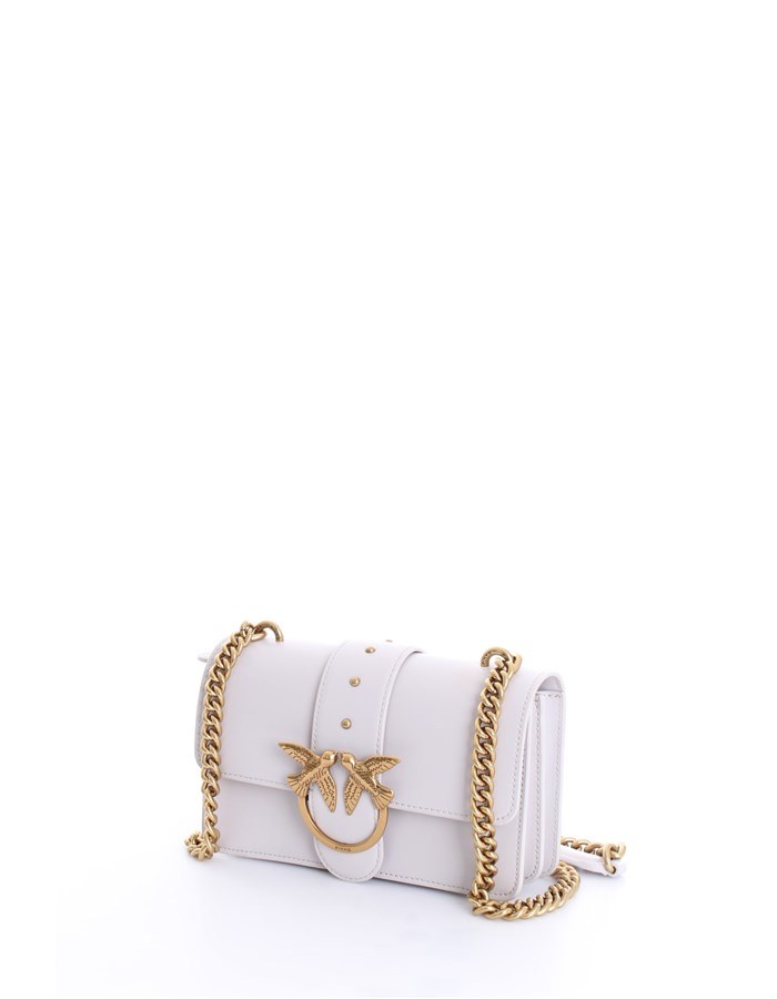 PINKO Shoulder Bags Ice