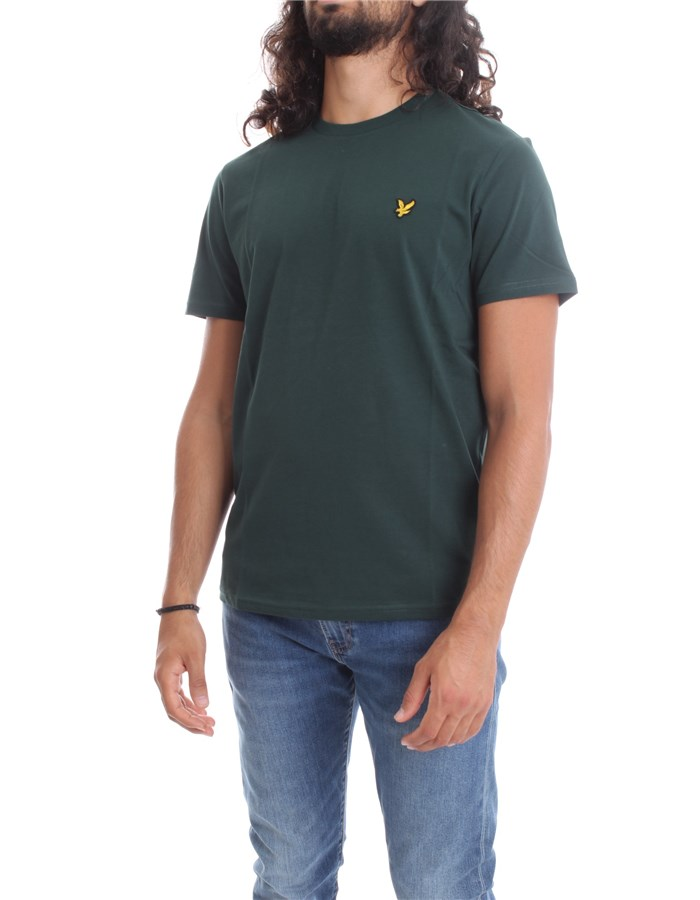 LYLE & SCOTT Vintage T-shirt English green