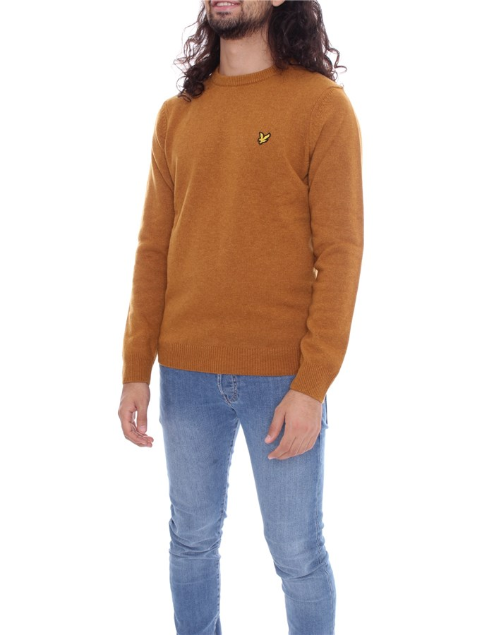 LYLE & SCOTT Vintage Knitwear Crewneck  Men KN921VF 1