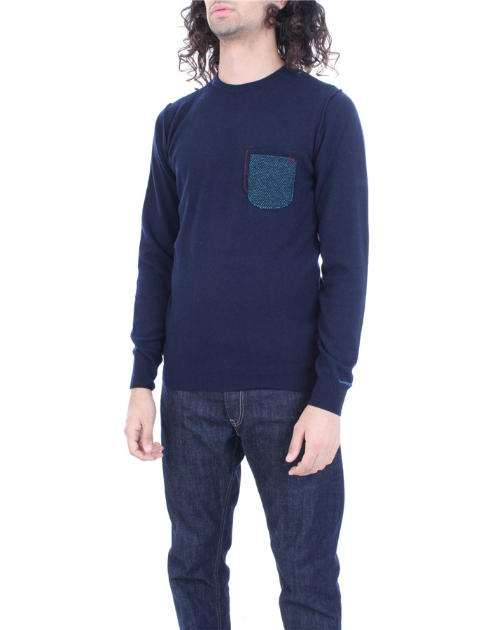 BECOME Sweater Blue