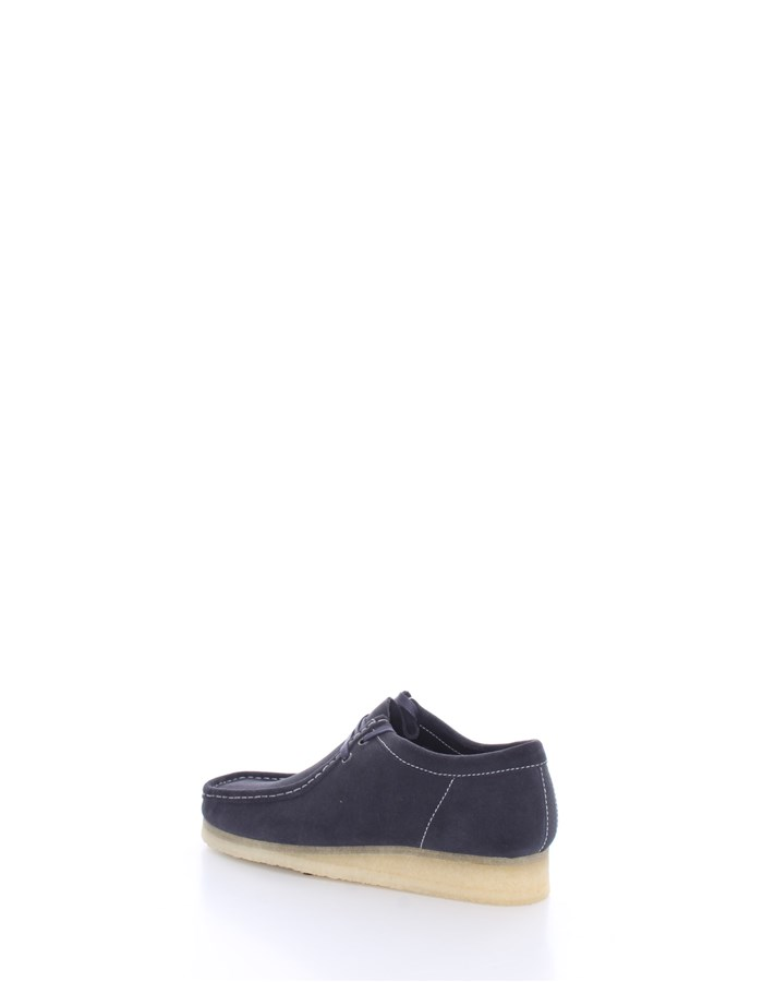 CLARKS Ankle Blue