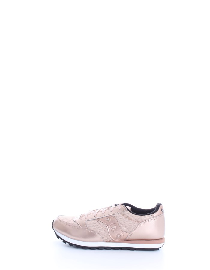 SAUCONY  low Rose gold