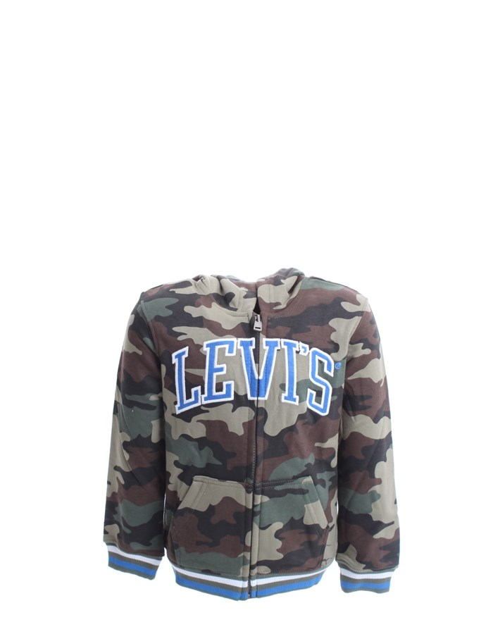 LEVI'S  With Zip Camouflage