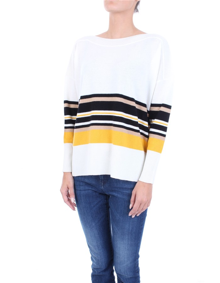 PENNY BLACK Sweater White