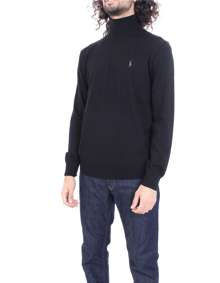 RALPH LAUREN Sweater Black