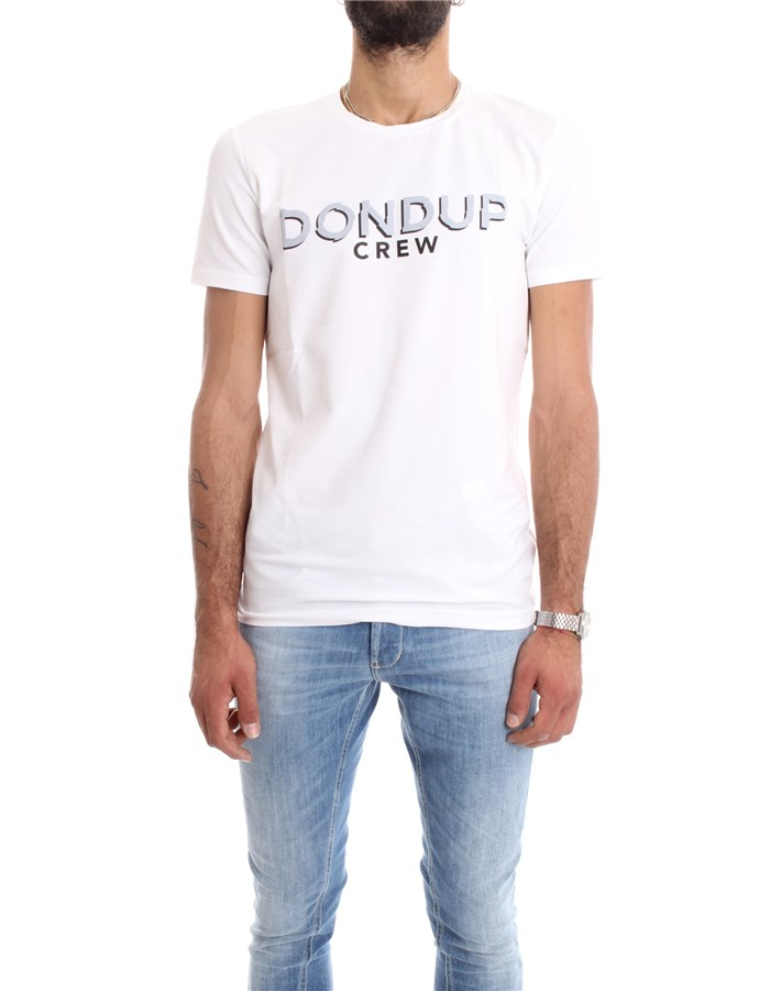 DONDUP Short sleeve White