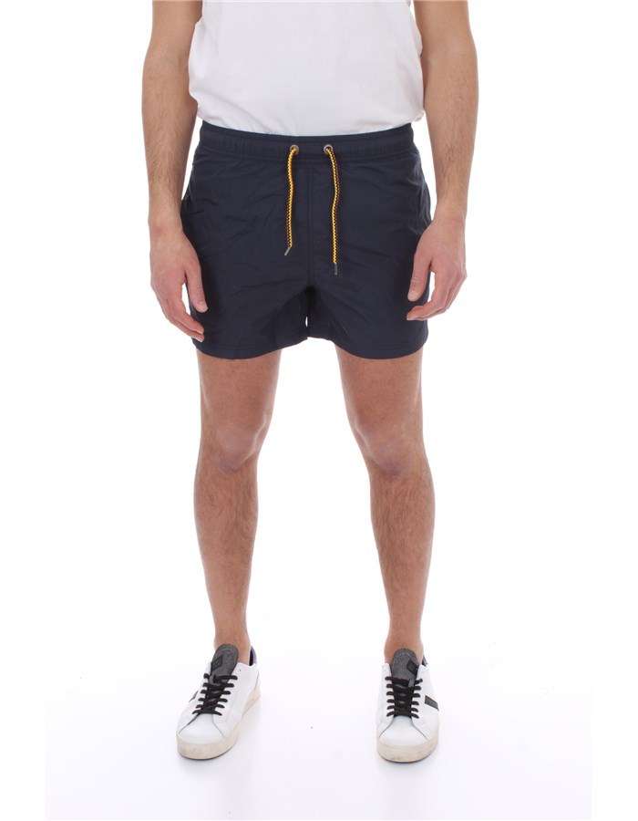 KWAY Sea shorts Blue depth