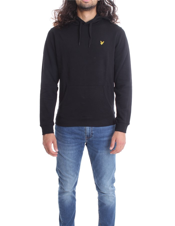 LYLE & SCOTT Vintage  Sweatshirt ML416VTR Black