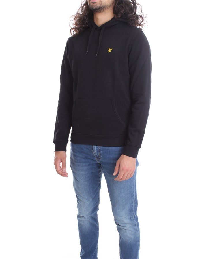 LYLE & SCOTT Vintage Hoodies Black