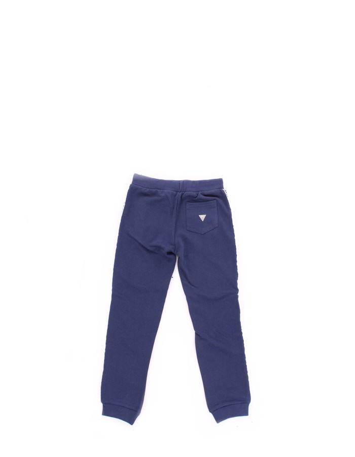 GUESS Trousers Blue