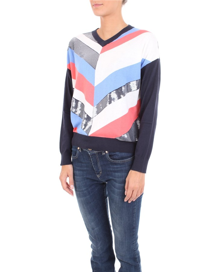 PENNY BLACK Sweater Blue line