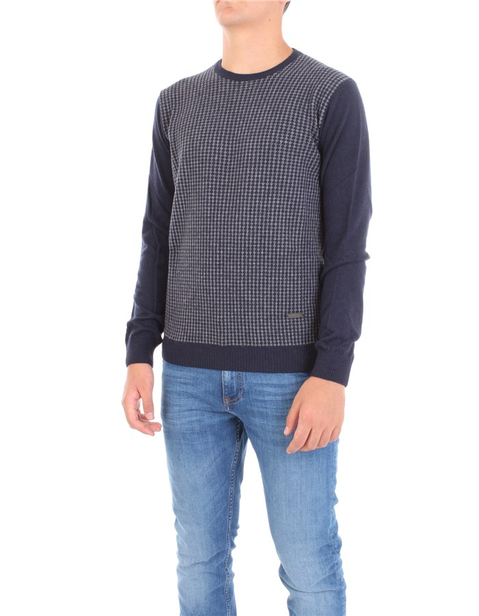 ALESSANDRO DELL'ACQUA Sweater Blue gray