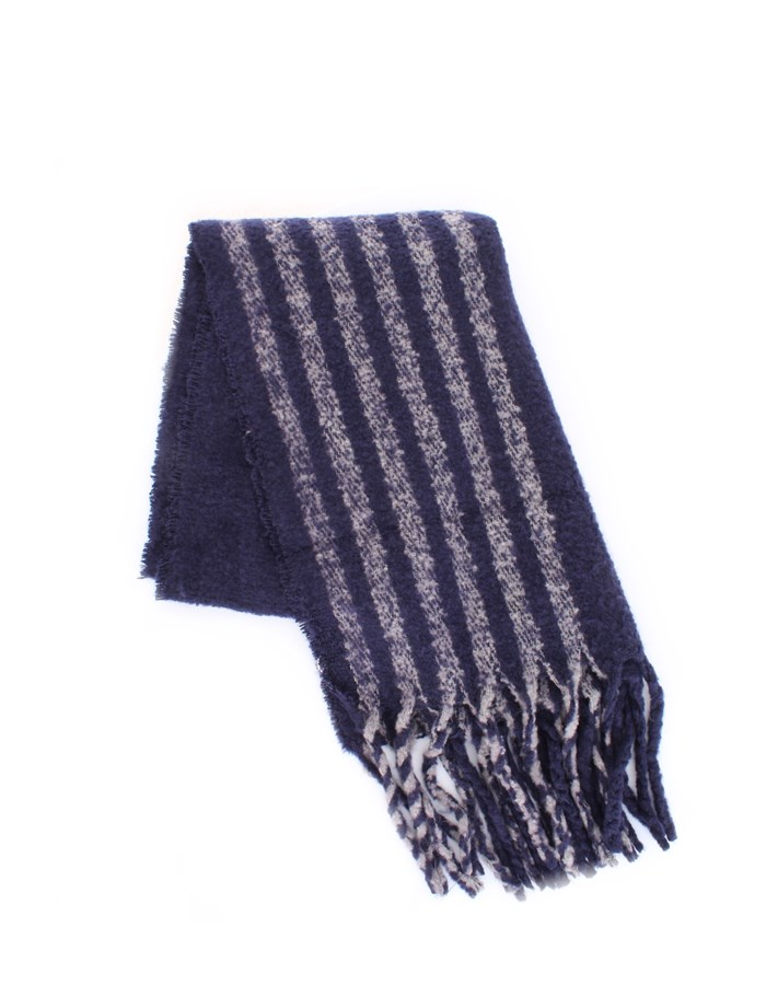 IMPURE Scarf Navy