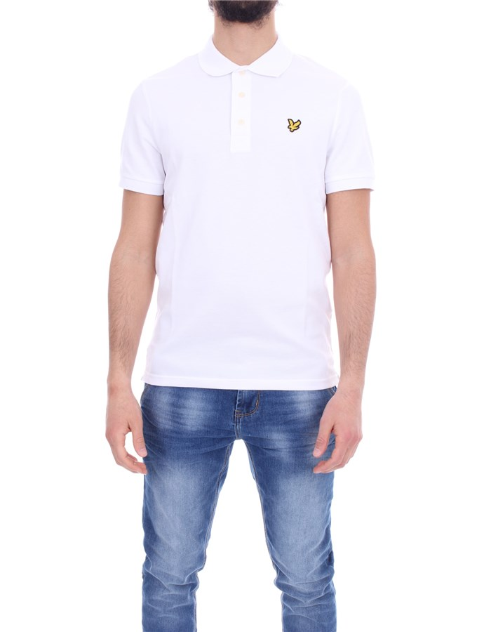 LYLE & SCOTT Vintage Short sleeves White