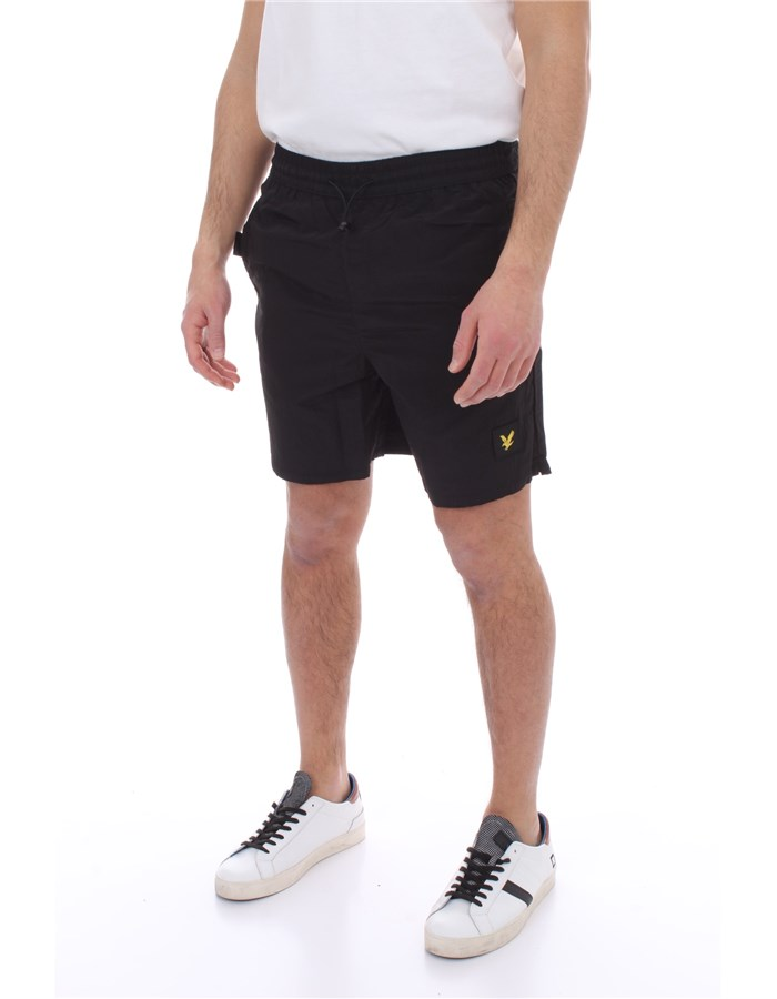 LYLE & SCOTT Vintage sports Black