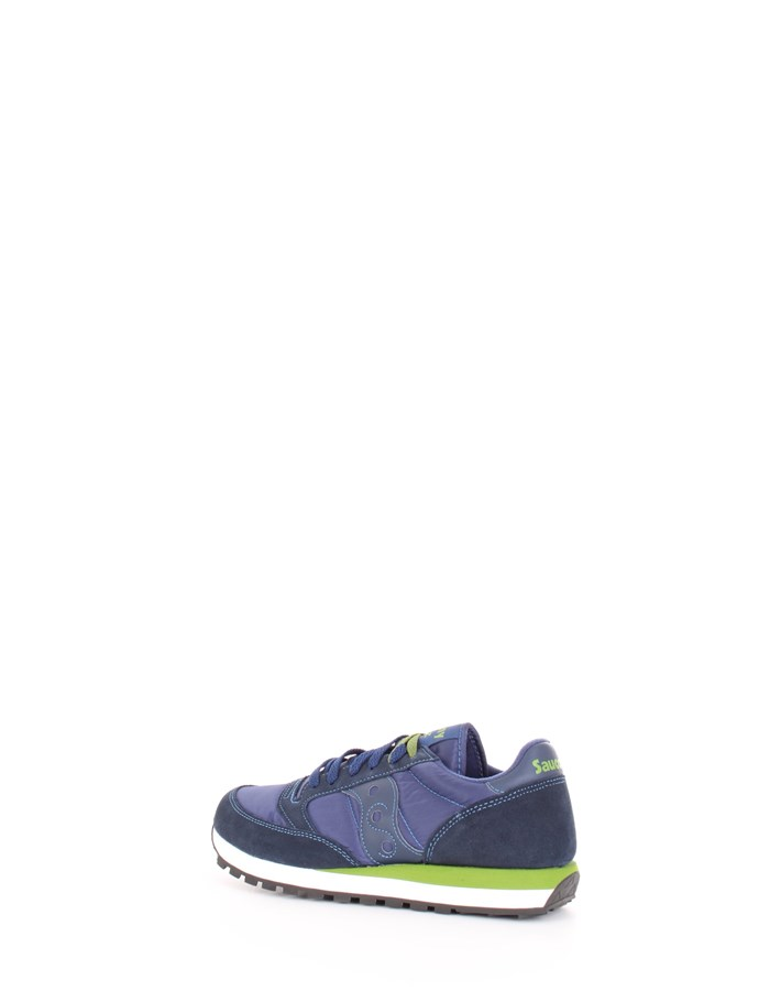 SAUCONY Sneakers Blue green