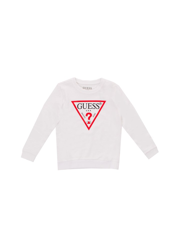 GUESS Crewneck  White
