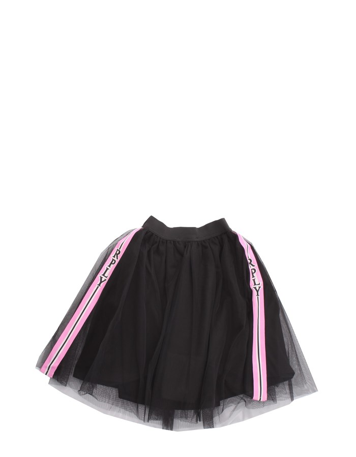REPLAY Skirt Black
