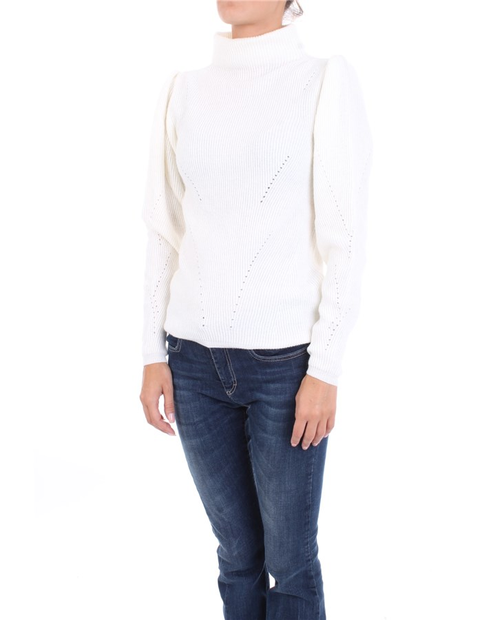 NENETTE Sweater White