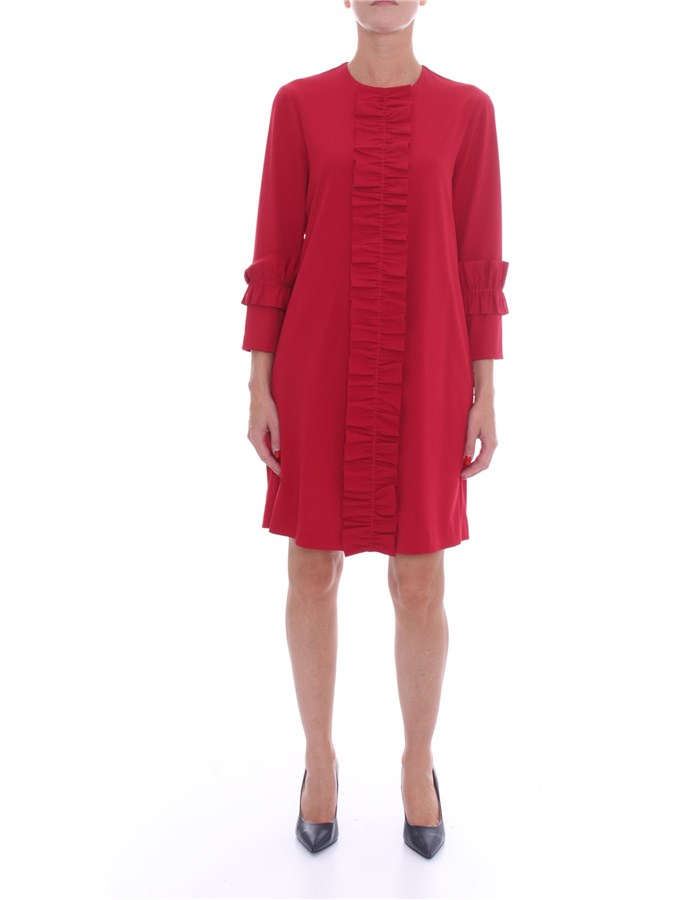BLUMARINE Dress Red