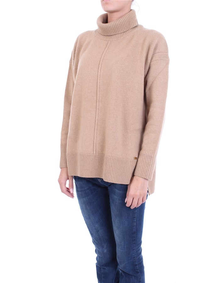 NENETTE Sweater Camel
