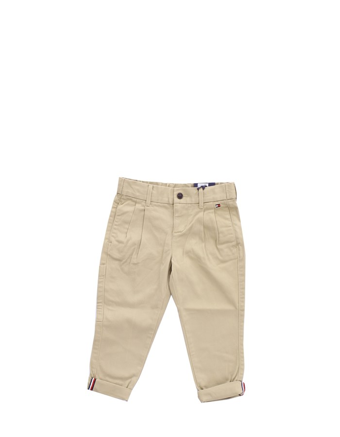 TOMMY HILFIGER Trousers Cargo KB0KB05777 Sand