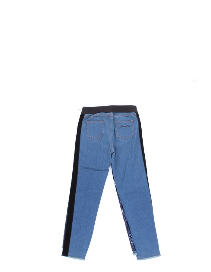 TWIN SET Jeans Blue