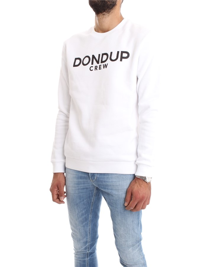 DONDUP Crewneck  White