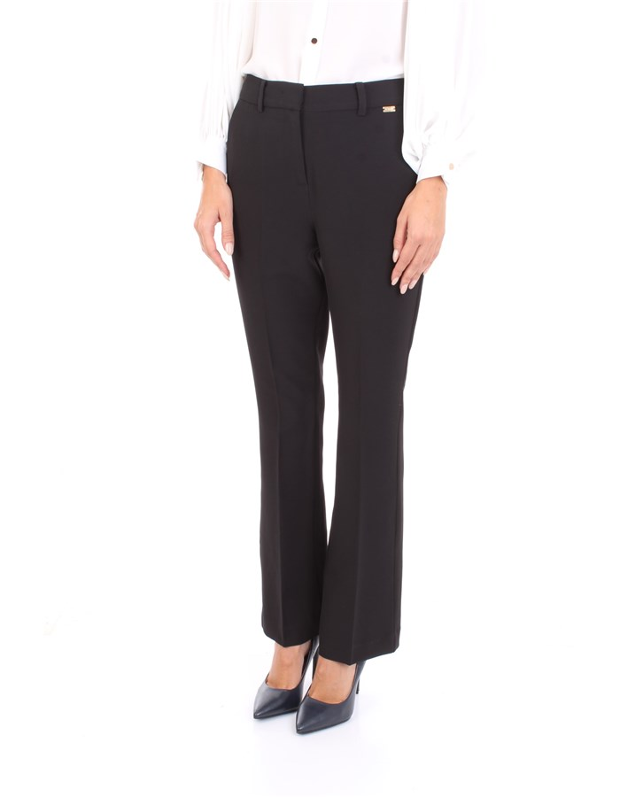 NENETTE Trousers Black