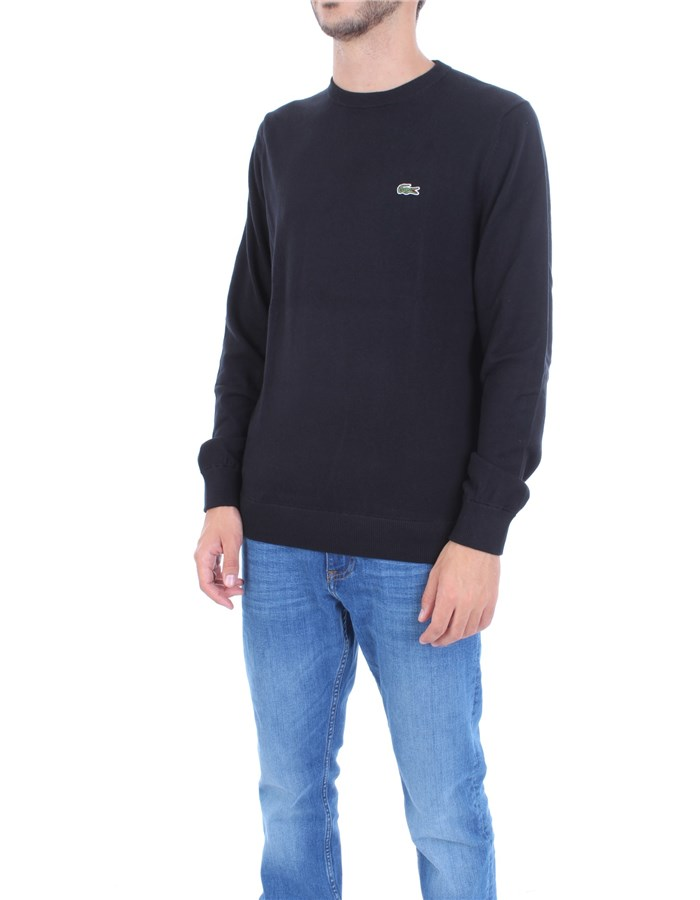 LACOSTE Sweater Black