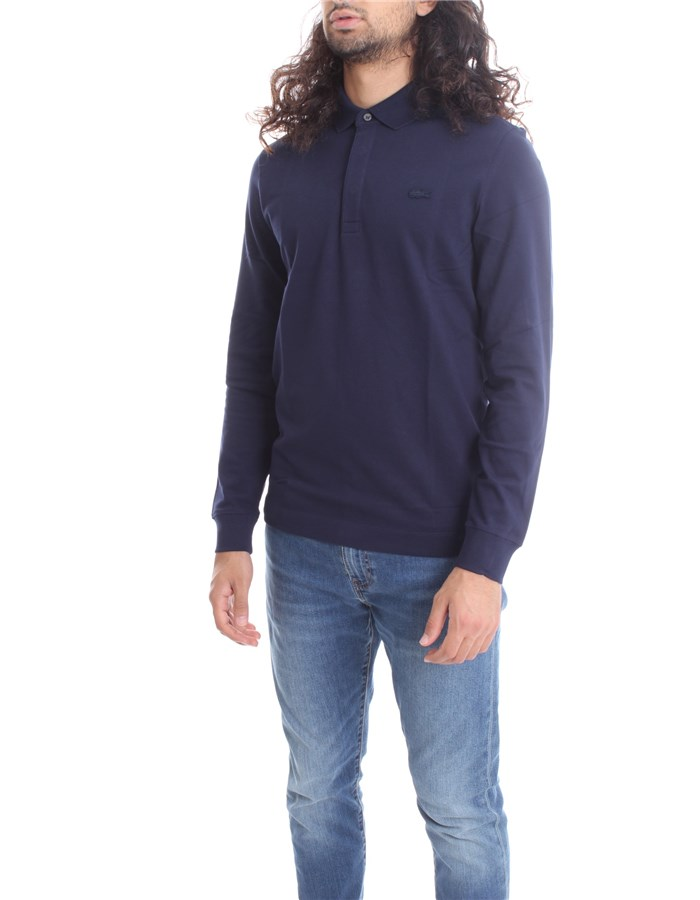 LACOSTE  Long sleeves Marine