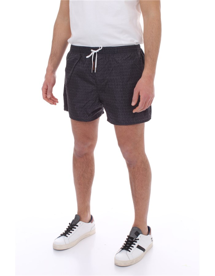 DSQUARED2 Sea shorts Grey