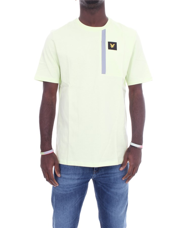 LYLE & SCOTT Vintage Short sleeve Green