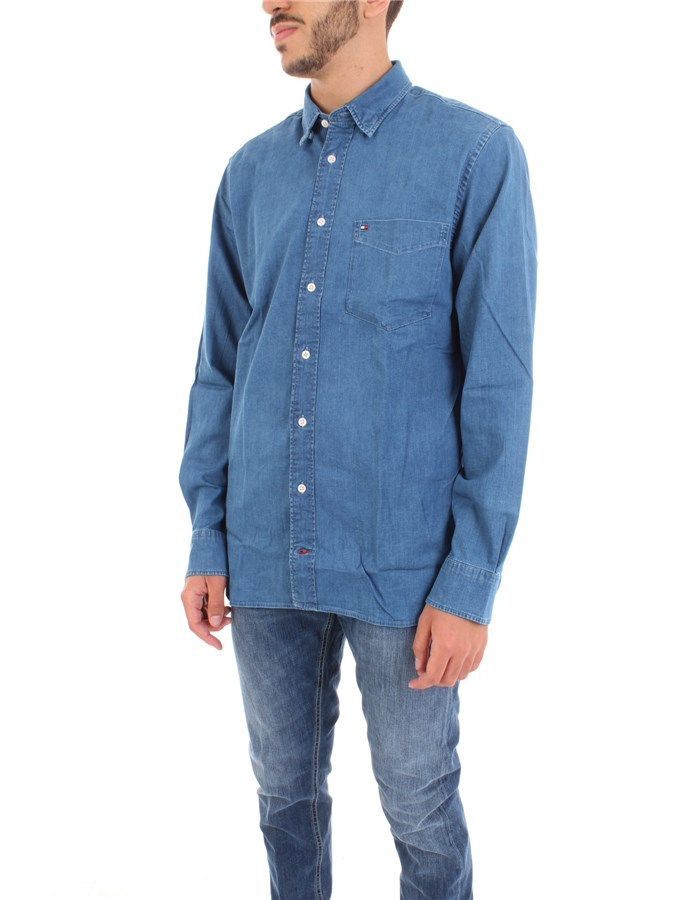TOMMY HILFIGER Shirt Blue