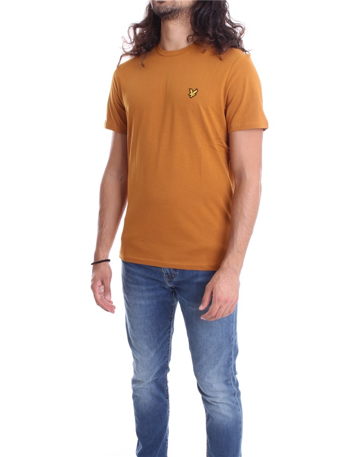 LYLE & SCOTT Vintage Short sleeve Caramel