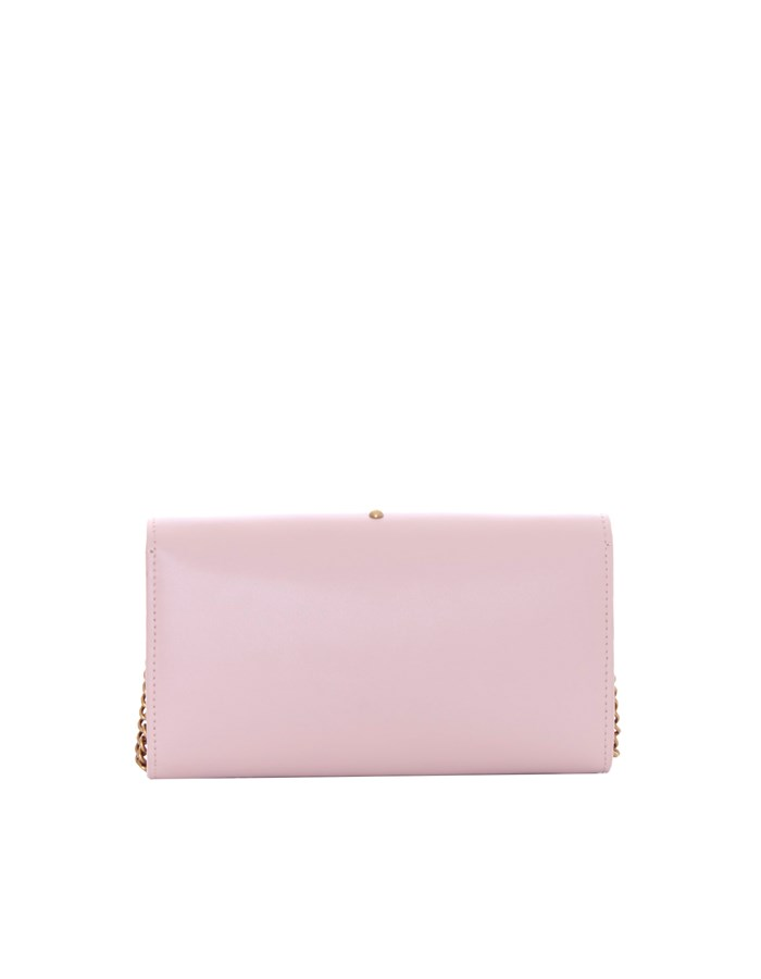 PINKO Shoulder Bags Face powder