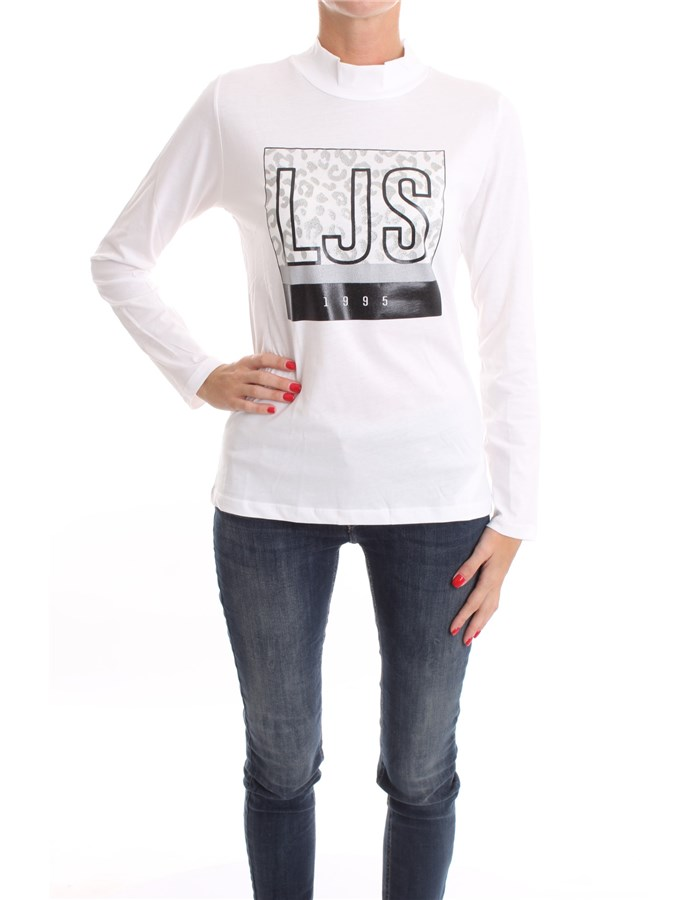 LIU JO Long sleeve White